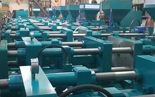 强大的生产线提高效率