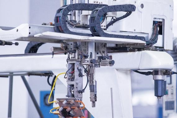 我国注塑机机械手行业或迎发展契机