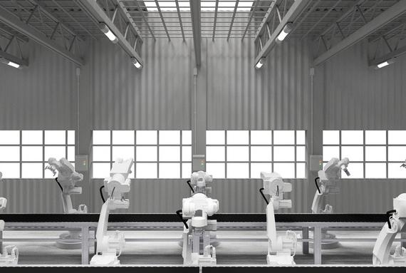 自动化机械手将发展新起点